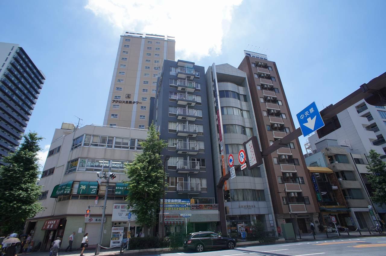 朝日目黒ビジネスマンション-10F イメージ