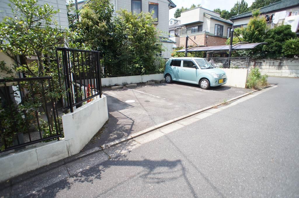 ハイムエスポワール 駐車場 イメージ