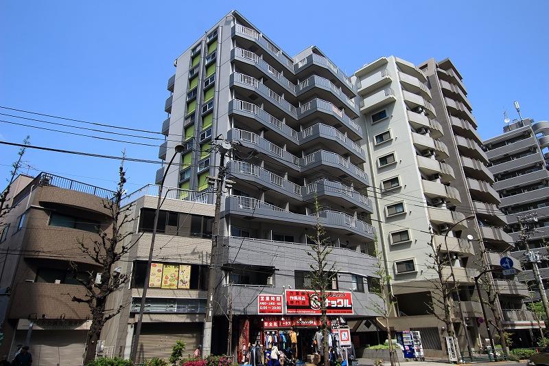 シャルム武蔵小山-803号室 イメージ